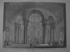 Piranesi, Giovanni: SANTA COSTANZA'S INTERIOR, Year 1756.
