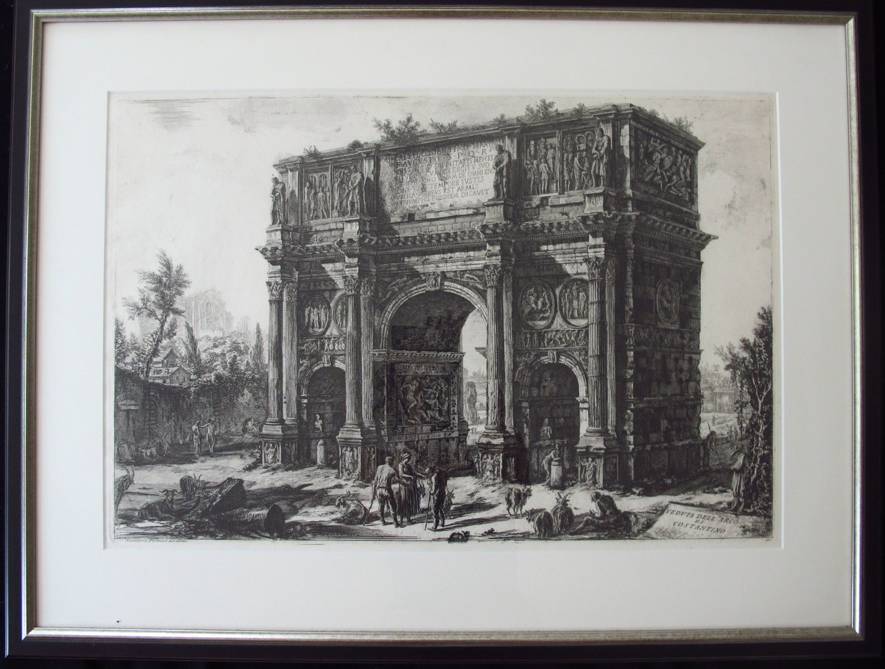 essays on the arch of constantine The arch of constantine has stood as one of the triumphal symbols in rome, along with the triumphal arch, and the arch of titus it was in 313 ad, when emperor constantine the great.